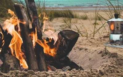 Building a campfire for Newbs